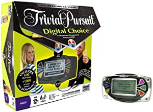 Hasbro Gaming Trivial Pursuit Digital Choice