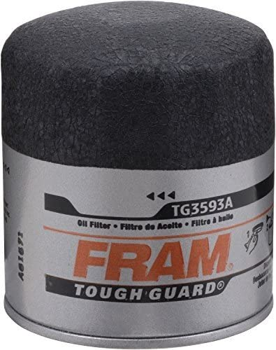 Amazon.com: FRAM TG3593A Tough Guard Filtro de aceite ...