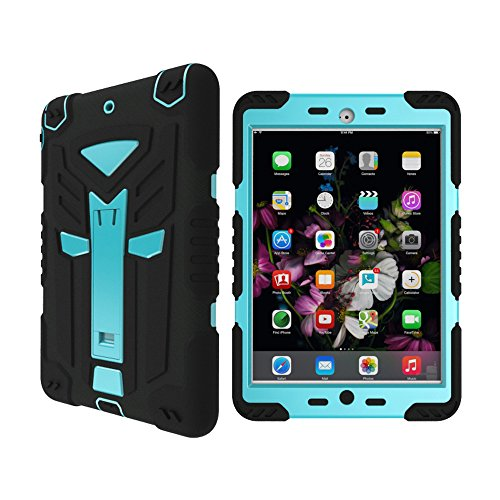 Click to buy iPad Mini Case,iPad Mini 2 Case,iPad Mini 3 Case,Jeccy 3in1 Full-Body Heavy Duty Armor Defender,Hard PC+Silicone Shock-absorption Rugged Hybrid Protective Case with Kickstand for Apple iPad Mini 1/2/3 - From only $9.99