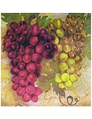 Vinotemp VNTEP-VINNAP01 Epicureanist Vineyard Gift Bag (4 Pack)