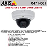 AXIS Communications 0471-001 P3364-V 12MM Day/Night With (0471-001) by Axis