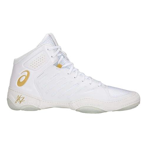 b56ca49be9f ASICS Mens Mens Jb Elite Iii Wrestling Shoe  Amazon.ca  Shoes   Handbags