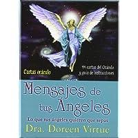 Mensajes De Tus ángeles / Messages From Your Angels: Cartas Oráculo