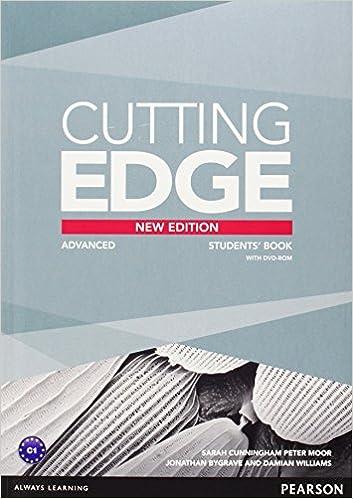 new cuttingedge advance