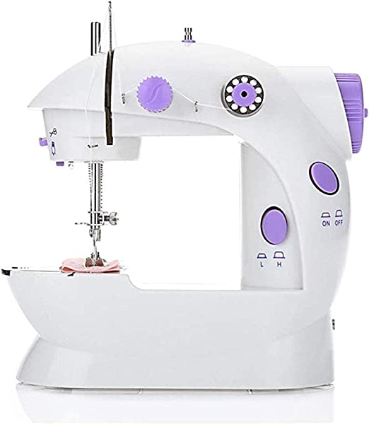 Máquina de coser portátil, Pequeña máquina de coser, multi-función ...