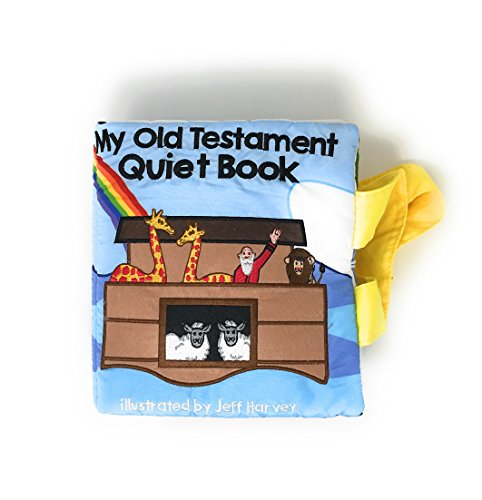 Pioneer Plus Old Testament Quiet Book - Soft and Fun - Kids (Pioneer Cloths)