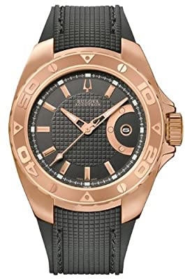 Bulova Accutron Curacao Men's Automatic Watch 64B108