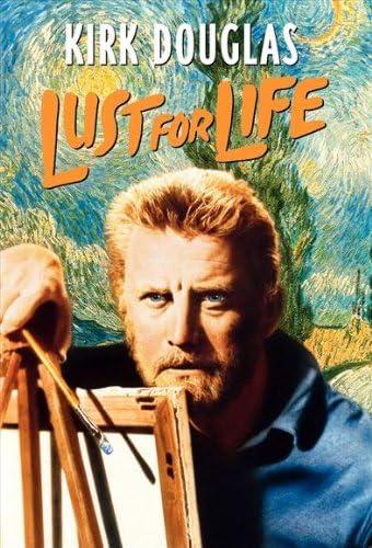Lust for life Kirk Douglas movie poster print 2