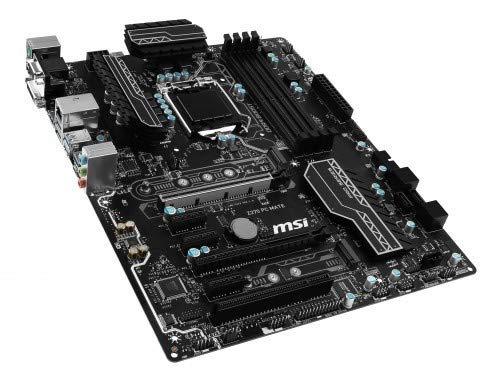 MSI Pro Series Z270 SLI Plus DDR4 Motherboard