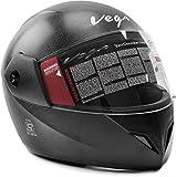 Vega Cliff Full Face Helmet (Black, L)