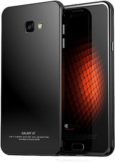 Teléfono móvil para Huawei Honor 7, carcasa de aluminio para Honor 7, metal móvil para Galaxy