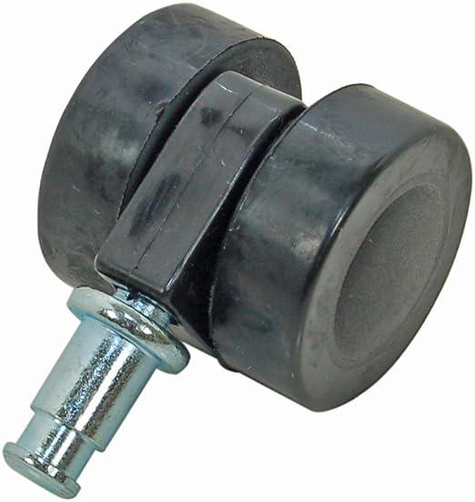 Numatic - Rueda delantera para aspiradora Henry F 204000, color negro: Amazon.es: Hogar