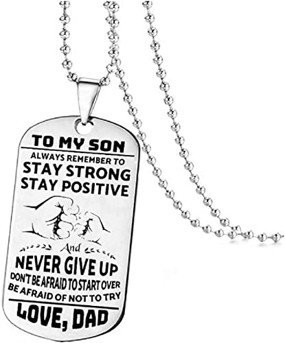 blowin to my son stay positive never give up quotes military style