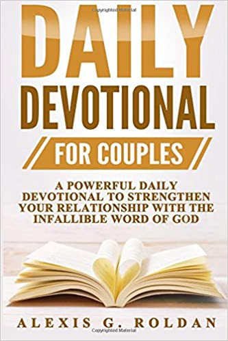 Daily devotional books for dating couples