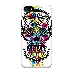 Excellent Hard Phone Cover For Iphone 5/5s With Allow Personal Design HD Grateful Dead Pattern ColtonMorrill