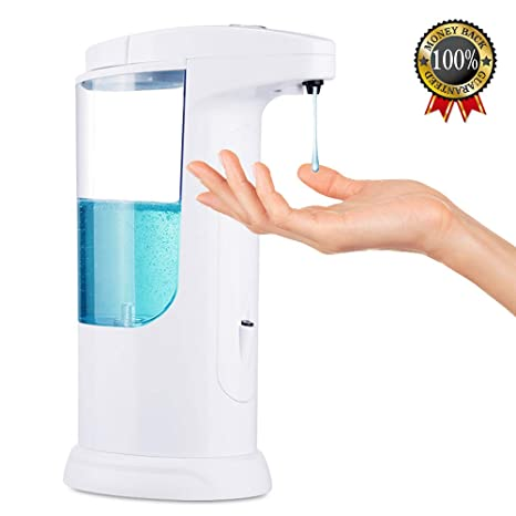 Amazon.com: Digit Life Dispensador de jabón, dispensador de ...
