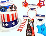 4th of July Patriotic Party Pack