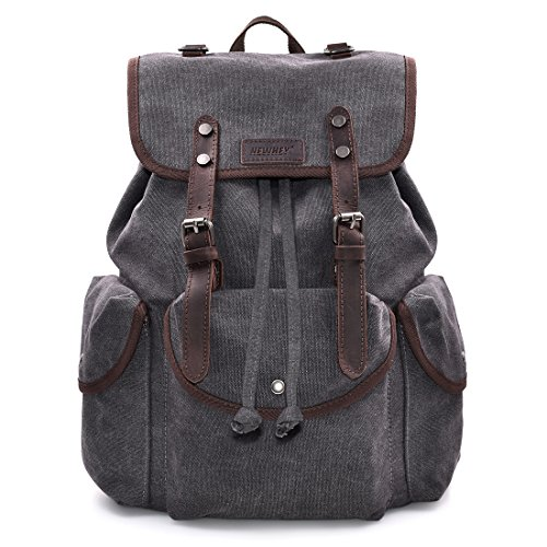 Travel Outdoor Computer Backpack Laptop bag small(darkgrey) - 6