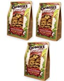 K9 Granola Factory Papaya and Mango Coconut Crunchers (Pack of 3) For Sale