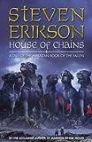 House of Chains (Mazalan Book of the Fallen, Book 4)