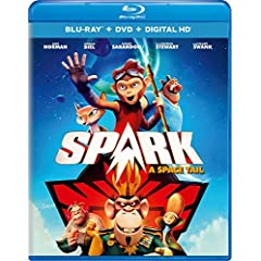 Spark: A Space Tail debuts on on Digital HD June 27 and Blu-ray, DVD, VOD July 11 from Universal Pictures