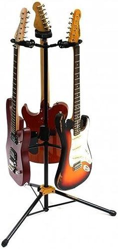 Hercules GS432B A/G Tri Guitar Stand