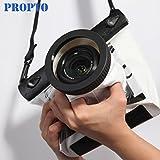ProPto(TM) 20M Underwater Waterproof Bag Rain Snow Sand Dust Proof Housing Case Pouch Dry Bag PVC Bag for DSLR SLR (White)