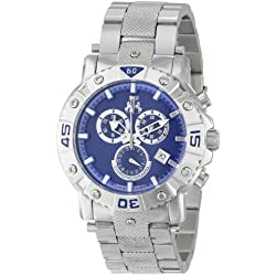 Jivago Men's JV9125 Titan Chronograph Watch