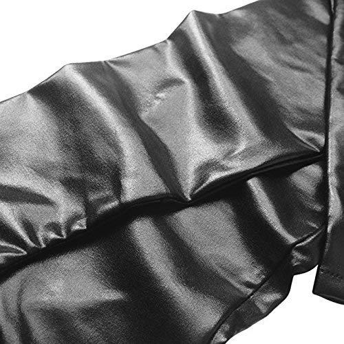 822fb9958 Women's Stockings Sexy Socks Black Lycra Anti-skid Wet Thigh Length ...