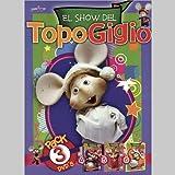PELICULA EL SHOW DEL TOPO GIGIO-VOL 4,5,6(3DVDS)