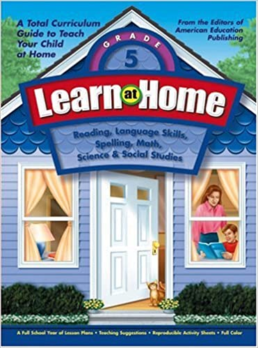 Learn at Home: Grade 5: American Education: 9781561895137: Amazon ...