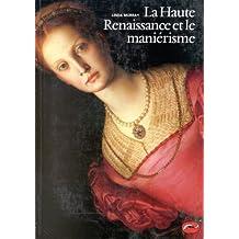 Haute Renaissance et maniérisme