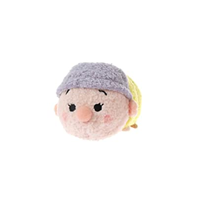 Disney Exclusive Tsum Tsum 3.5 Inch Mini Plush Dopey: Toys & Games