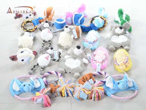 - Armarkat Pet Toys for Cats Dogs and Small Animals