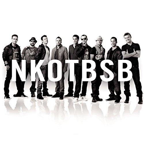NKOTBSB by New Kids On The Block (2011-05-23) (New Kids On The Block Backstreet Boys)