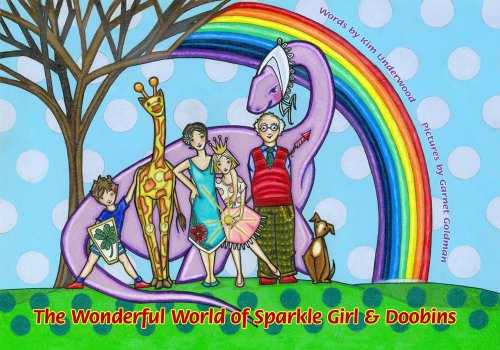 The Wonderful World of Sparkle Girl and Doobins