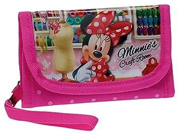 Disney Craft Room Monedero, 0.12 litros, Color Rosa: Amazon ...