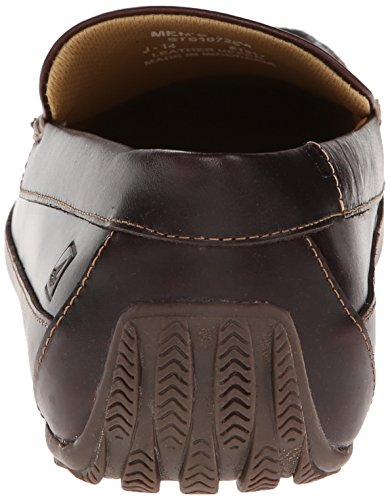 Sperry Top-sider Mens Hampden Venetiaanse Slip-on Loafer Amaretto