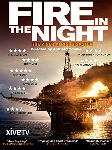 Fire in the Night: The Piper Alpha Disaster (Best Paper Airplane In The World 2019)