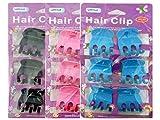HAIR CLIPS 4.5CM, Case of 144
