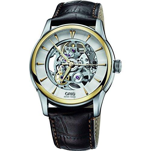 Oris Artelier 0173476704351-0752170FC - Reloj automático para Hombre: Amazon.es: Relojes