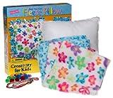 Creativity for Kids Crafty Girl Make Your Own Fleece Pillow