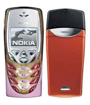 Nokia - Carcasa delantera y trasera para Nokia 8310: Amazon ...