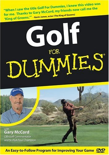Golf for Dummies with Gary McCord, CBS Golf Commentator