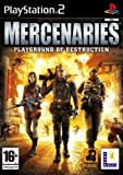 Mercenaries Playground of Destruction (PS2)