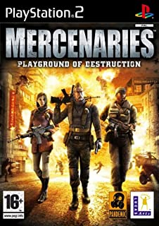 Mercenaries 2 world in flames pc dvd amazon pc video mercenaries playground of destruction ps2 altavistaventures