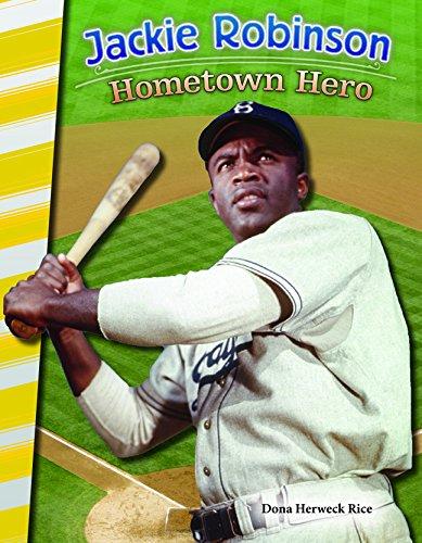 - Jackie Robinson: Hometown Hero (Social Studies Readers)