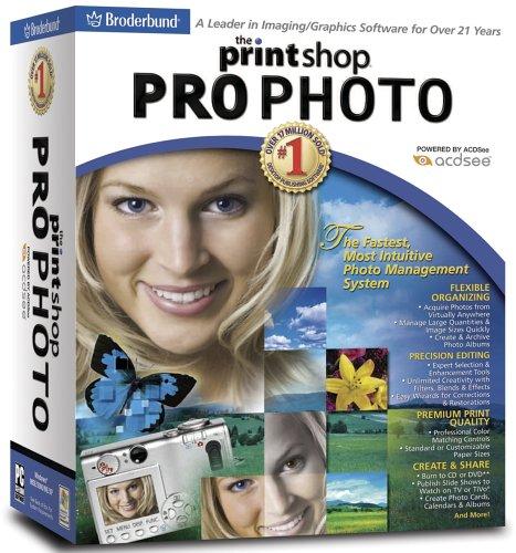 Broderbund Print Shop Pro Photo