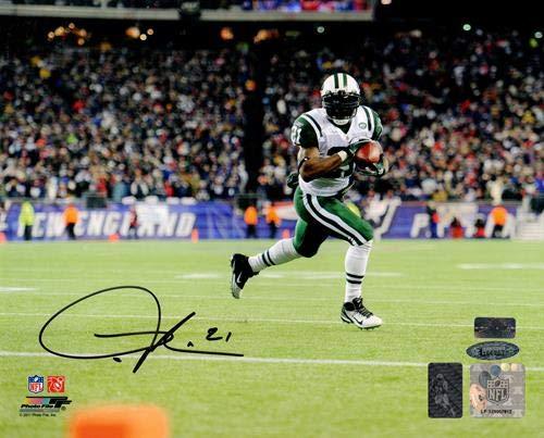 Ladainian Tomlinson Autographed New York Jets 8x10 Photo - TriStar