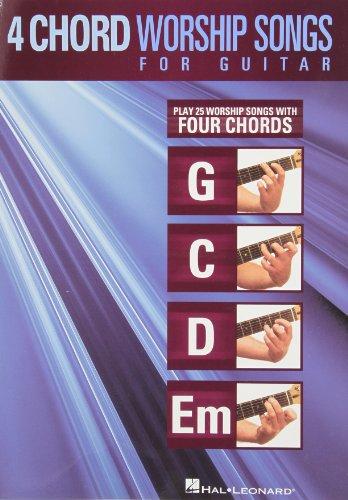 4-Chord Worship Songs for Guitar - Songs 4 Worship Songbook